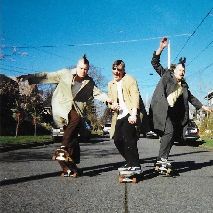 Slovenly Recordings The Spits Midwest East Coast Tour